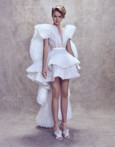Ashi Studio Fall Winter 2017-2018 Couture Collection