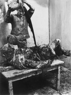 Otto Murhl - Action - Military Training (1967)