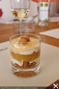 Amarettini - Apfel - Dessert
