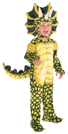 Kids will love dressing up in a T-Rex costume, Triceratops costume, Raptor costume and more, while they learn about these prehistoric creatures from the past. Description from costumecraze.com. I searched for this on bing.com/images