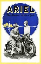 Ariel (vehicle) - Wikipedia, the free encyclopedia