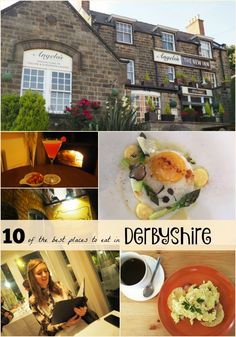 Ten of the best places to eat out in Derbyshire | foodies100.co.uk