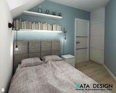 Sypialnia styl Eklektyczny - zdjęcie od katadesign - Sypialnia - Styl Eklektyczny - katadesign