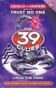 Trust No One: Cahills Vs Vespers (#39 Clues, Book 5) (The #39 Clues: Cahills vs. Vespers)/Linda Sue Park