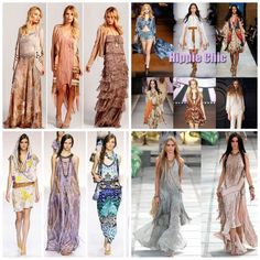 hippie chic style clothing 2014 | Style education 101 : Hippie Fashion style | Style Diversity