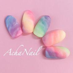 Girls Nail Designs, Cool Nail Designs, Asian Nails, Sharp Nails, Nails Now, Nagellack Design, Nail Art For Beginners, Japanese Nails, Pretty Nail Art