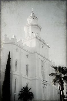 St. George, Utah LDS Temple, free pictures.