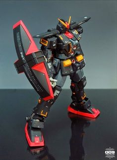 """Custom Build: HGUC 1/144 MRX-009 Psycho Gundam """"Real Grade detailing"""" - Gundam Kits Collection News and Reviews"""