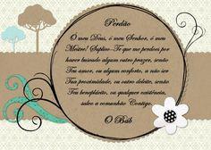 Oração Bahá'í - Perdão - www.bahai.org.br