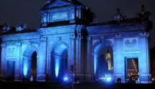 light it up blue 2014 fotos españa - Buscar con Google
