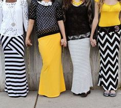 Maxi Skirt Outfits 013