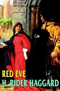 Red Eve, by H. Rider Haggard (Paperback)