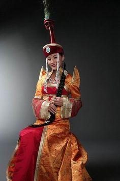Монгол дээл, Mongolian traditional clothing