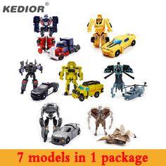 뜨거운 판매 슈퍼 hero 장난감 변형 로봇 액션 자동차 키트 로봇 차량 가드 소년 액션 미니 그림 장난감 선물
