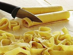 Interesting news How to make home-made pasta: 3 options to choose from! Dumplings, Mango, Homemade, Fruit, Ethnic Recipes, Hot, Paste, Interesting News, Kitchens