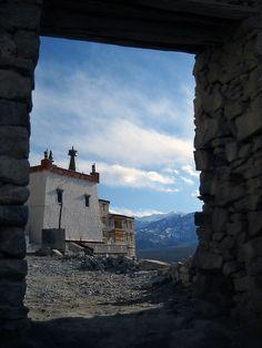 Shey Palace, Ladakh, India