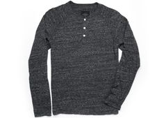 Dane Long Sleeve Henley