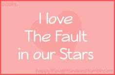 https://flic.kr/p/LTwX9V | The Fault in Our Stars