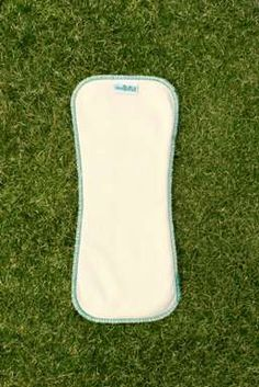 12 Newborn Hemp Organic Cotton Fleece Cloth Diaper Liners Doubler Kushies Soaker