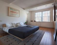 A West Village Pied-a-Terre with a View - Remodelista