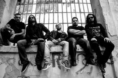 BEHIND THE VEIL WEBZINE BLOG: ENDOMAIN signed with STEEL GALLERY RECORDS
