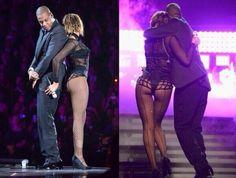 Beyonce & JayZ Grammys