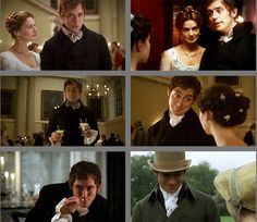 Mr Tilney (Northanger Abbey). He's my favorite :)