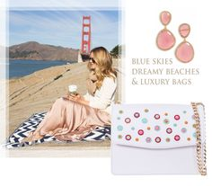 Bright summer days await us with their delicate warmth and sparkling waves; dressed in an amazing outfit you can both enjoy life and your passion for fashion. Next to the right luxury accessories every day seems more beautiful.