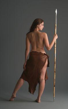 Artist Reference | Figure Study | A Fire Dancer