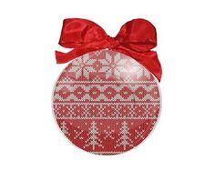 Palla di Natale tonda Fantasie natalizie