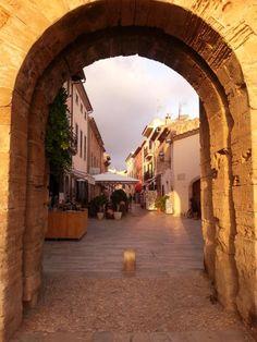 Alcudia Old Town (Port d'Alcudia,Majorca,Spain) - TripAdvisor