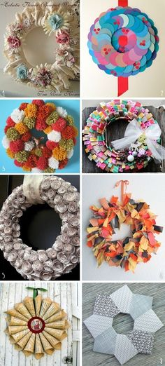 Wreaths! by SanLuci83