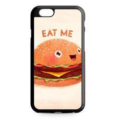 Eat Me Burger iPhone 4/4S/5/5S/5C/6/6S/6+/6S+ Heavy Duty Case
