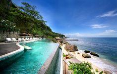 Ayana Resort and Spa -Bali, always love that infinity pool