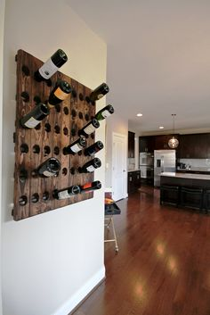 French Riddling Rack for wine