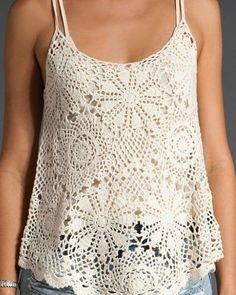 Fabulous Crochet a Little Black Crochet Dress Ideas. Georgeous Crochet a Little Black Crochet Dress Ideas. Diy Crochet Cardigan, Débardeurs Au Crochet, Pull Crochet, Mode Crochet, Crochet Patron, Black Crochet Dress, Crochet Shirt, Crochet Jacket, Crochet Woman