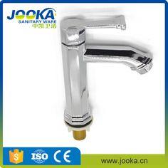 Hexagon Contemporary Single Handle cheap Zinc basin faucet