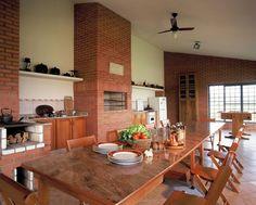 Rustic style kitchen by IDALIA DAUDT Arquitetura e Design de Interiores