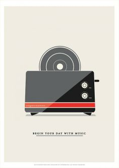 Begin your day with the music by Federico Babina