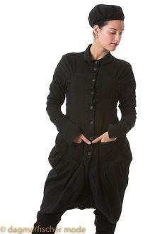 Coat by RUNDHOLZ - dagmarfischermode.de #coat #rundholz #mainline #designer #german #fashion #style #stylish #styles #outfit #shopping #dagmarfischermode #shop #outfit #cool #autumn #fall #winter #lagenlook #oversize #mode #extravagant #germandesigner #cult #kult #moda #mode #germany #germandesign #design