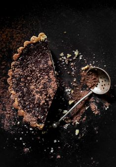 Yum these chocolate tart recipes sound amazing! Dessert for dinner, anyone? I Love Chocolate, Chocolate Lovers, Chocolate Desserts, Chocolate Tarts, Chocolate Cake, Flourless Chocolate, Tart Recipes, Fruit Recipes, Sweet Recipes