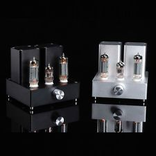 Small Mini Tube AMP Audio Amplifier APPJ EL84+12AX7B (Original Miniwatt N3) 1set