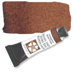 Transparent Brown Oxide (PR101) 15ml Tube, DANIEL SMITH Extra Fine Watercolor