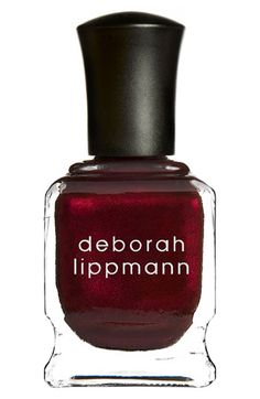 Deborah Lippmann 'Through the Fire' Nail Lacquer | Nordstrom - amazing color for fall/winter, love this brand
