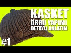 Tülin İriş Şapka ve Bere Boyunluk Modelleri 09.10.2014 - YouTube