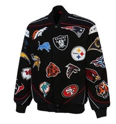 official photos 037f7 3e865 15 Best NFL American Football Jackets images in 2014 ...