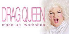 workshop drag queen stefania d'alessandro - roma 7 maggio 2012