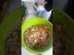 Μελιτζάνες τσακώνικες τουρσί - YouTube Grains, Rice, Beef, Youtube, Recipes, Food, Meat, Essen, Eten