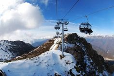 """Traveling to Sochi for the Winter Olympic Games. The Winter Olympics is a good excuse to travel to Sochi. The ice events are slated in a """"cluster"""" near the Black Sea in the Imeretinskaya Valley while a second """"cluster' which includes skiing and sliding events are to be held in the Krasnaya Polyana Mountains. http://www.ourlovefortravel.com/2014/02/18/things-know-sochi-winter-olympics/"""
