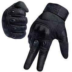 FREETOO Tactical Gloves Military Rubber Hard Knuckle Outdoor Gloves for Men Fit for Cycling Motorcycle Hiking Camping Powersports Airsoft Paintball If you are looking for gloves featured with both protection and dexterity, FREETOO Tactical Gloves might be a good choice for you with some appealing advantages:    1. The original seller of such tactical gloves and the No.1 best seller with great customer reviews for more than two years.   2. Detail oriented:   -The protective k